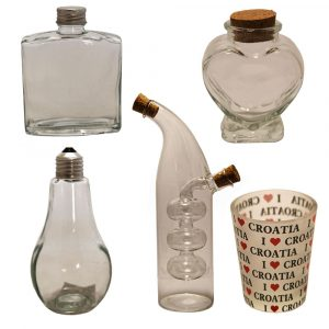 Boce i čašice